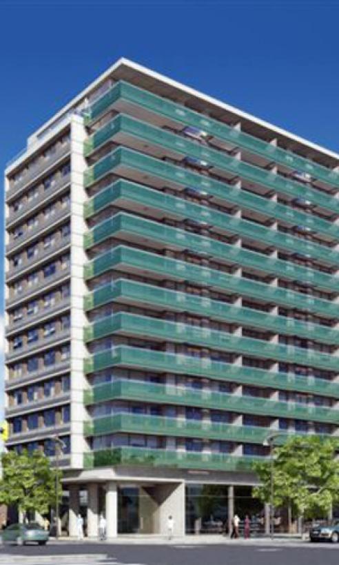 EDIFICIO ALMA - Emprendimientos - Banchio Propiedades. Inmobiliaria en Rosario