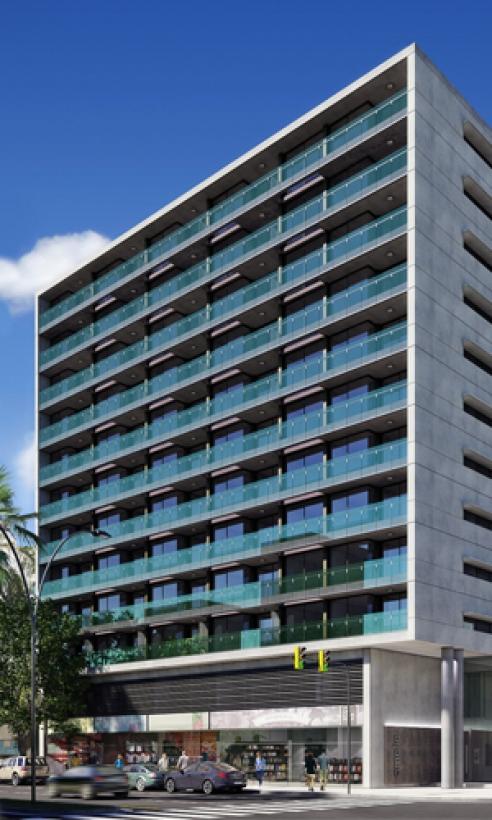 EDIFICIO AMELIE - Emprendimientos - Banchio Propiedades. Inmobiliaria en Rosario