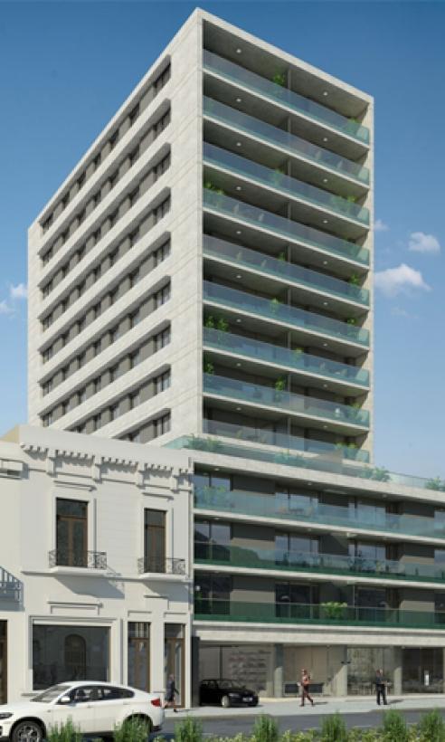 EDIFICIO CARMEN - Emprendimientos - Banchio Propiedades. Inmobiliaria en Rosario