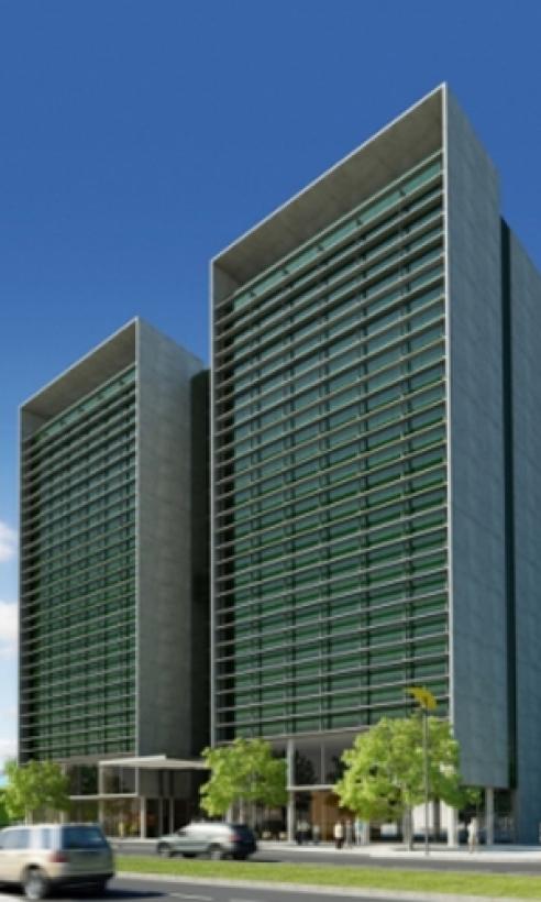 DAZZLER TOWER ROSARIO - Emprendimientos - Banchio Propiedades. Inmobiliaria en Rosario