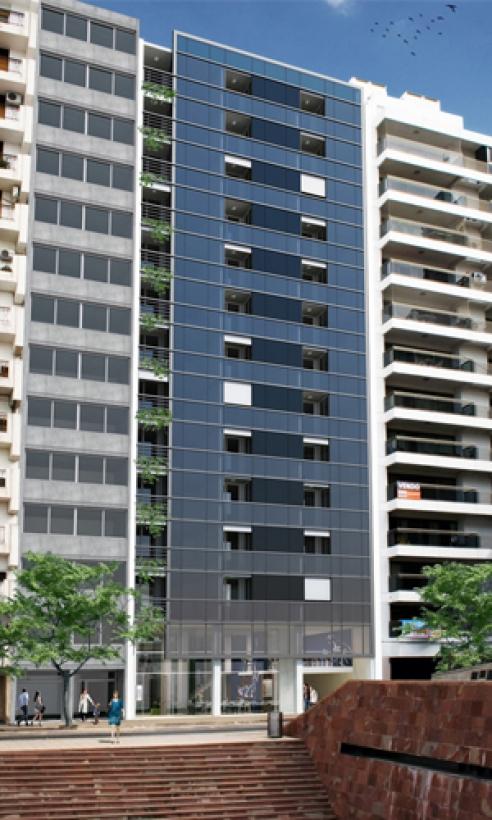 EDIFICIO GLORIA - Emprendimientos - Banchio Propiedades. Inmobiliaria en Rosario