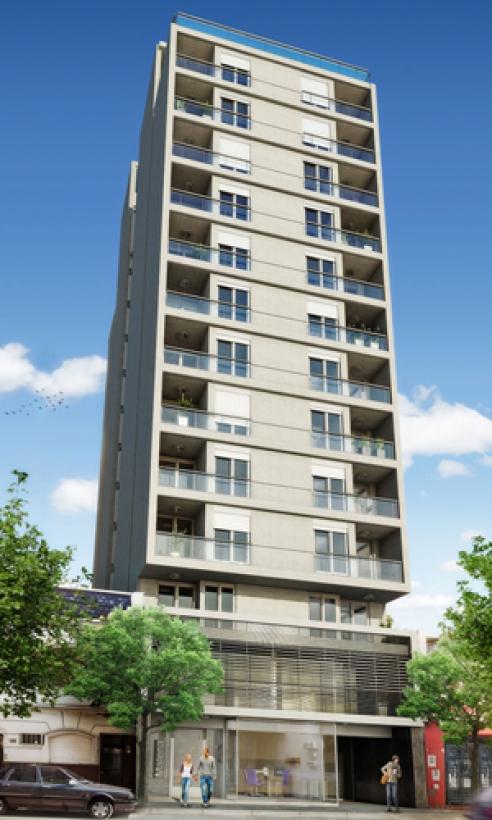 EDIFICIO MALENA - Emprendimientos - Banchio Propiedades. Inmobiliaria en Rosario
