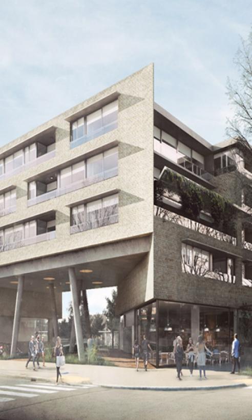 CONDOS REFINERIA - Emprendimientos - Banchio Propiedades. Inmobiliaria en Rosario